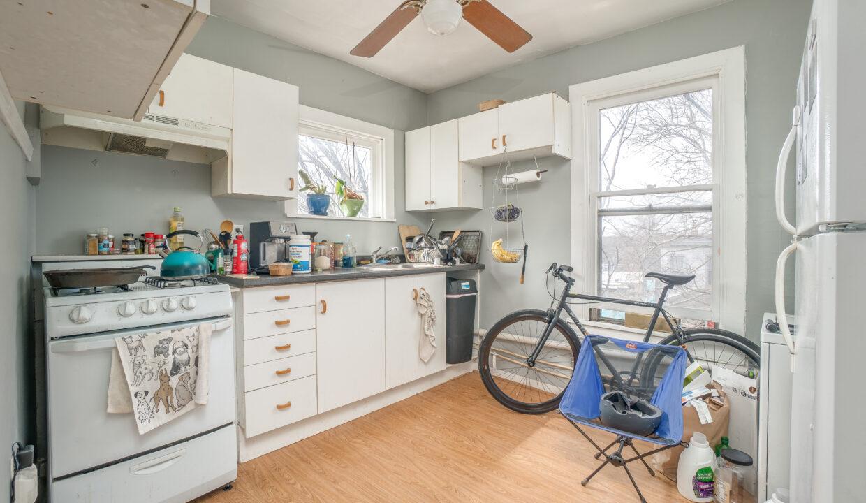 22 Second Floor kitchen