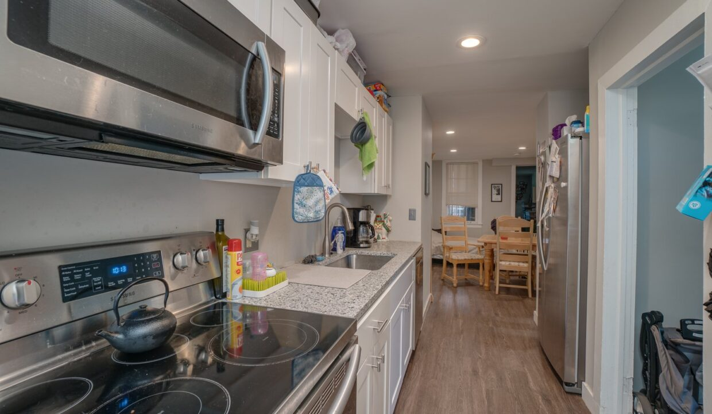 312 Emory kitchen